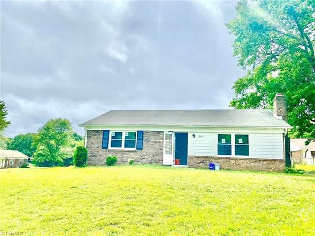 3106 Ulster Avenue, Greensboro, NC 27406 (MLS #1032664) :: Ward & Ward Properties, LLC