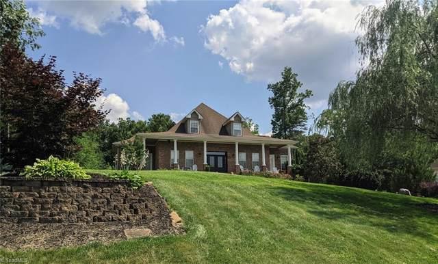 3292 Minglewood Trail, Summerfield, NC 27358 (MLS #1032669) :: Ward & Ward Properties, LLC