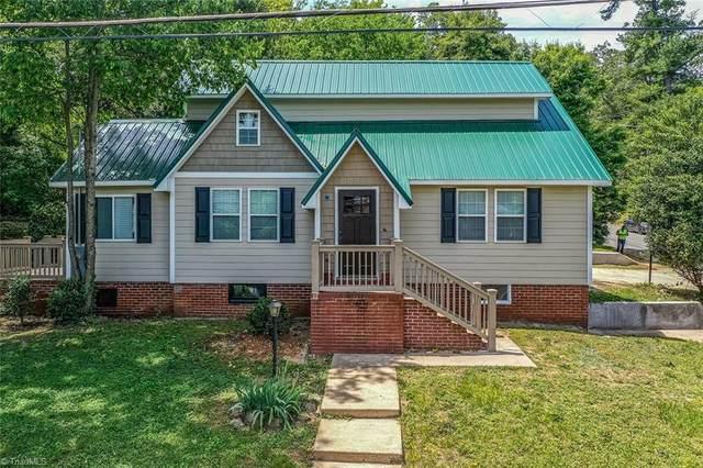 321 W 4th Avenue, Lexington, NC 27292 (MLS #1032694) :: Ward & Ward Properties, LLC