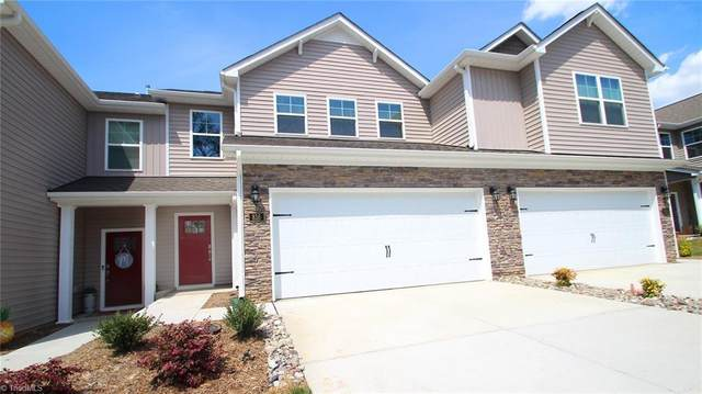 816 Riley Lane, Greensboro, NC 27455 (MLS #1032698) :: Ward & Ward Properties, LLC