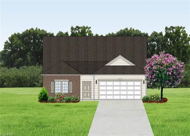 522 Altavista Drive, Clemmons, NC 27012 (MLS #1032737) :: Hillcrest Realty Group