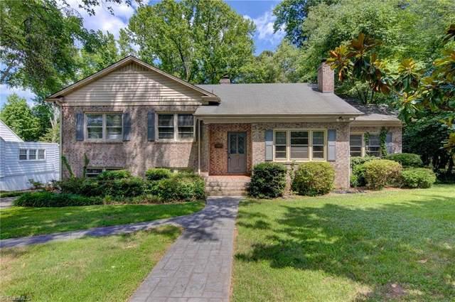 2002 Cleburne Street, Greensboro, NC 27408 (MLS #1032741) :: EXIT Realty Preferred