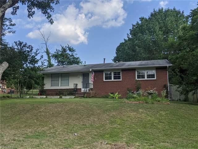 3210 Harte Place, Greensboro, NC 27405 (MLS #1032781) :: Lewis & Clark, Realtors®