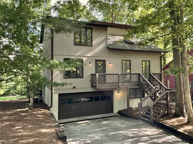 2642 Merry Oaks Trail, Winston Salem, NC 27103 (#1032839) :: Rachel Kendall Team