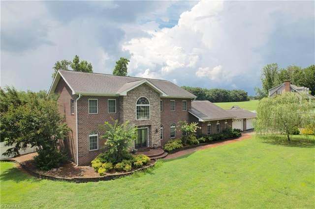 266 Rhinewood Lane, Reidsville, NC 27320 (#1032850) :: Premier Realty NC