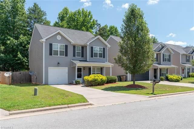2009 Blue Rock Court, Greensboro, NC 27405 (MLS #1032910) :: Greta Frye & Associates | KW Realty Elite