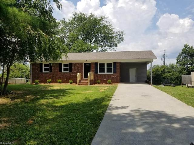 142 Center Circle, Mocksville, NC 27028 (MLS #1032951) :: Ward & Ward Properties, LLC