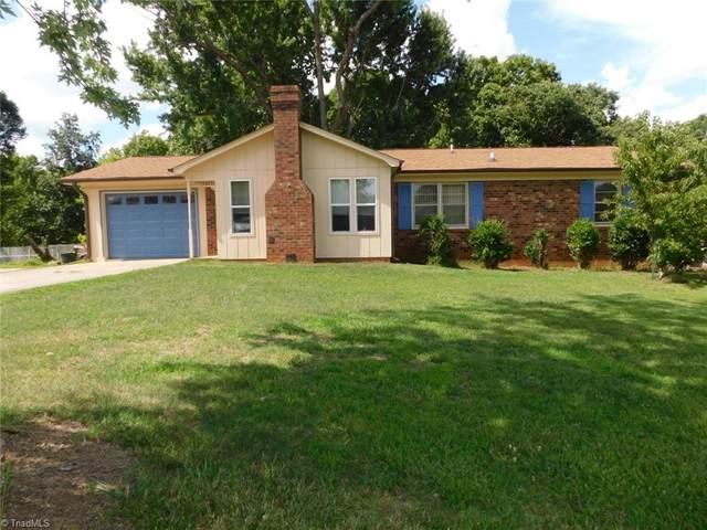 6624 Cedarberry Road, Trinity, NC 27370 (MLS #1033022) :: EXIT Realty Preferred