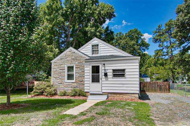 1108 Mccormick Street, Greensboro, NC 27406 (MLS #1033102) :: EXIT Realty Preferred