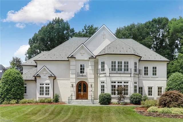 7 Loch Ridge Court, Greensboro, NC 27408 (MLS #1033129) :: Ward & Ward Properties, LLC
