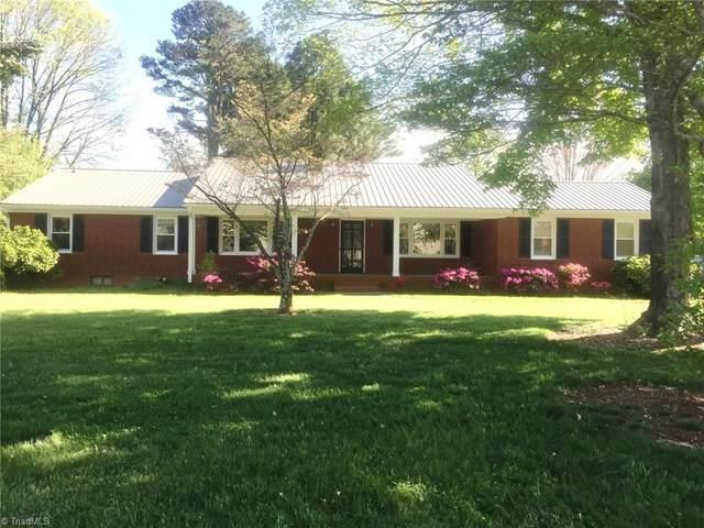 207 Western Boulevard, Lexington, NC 27295 (MLS #1033159) :: Ward & Ward Properties, LLC