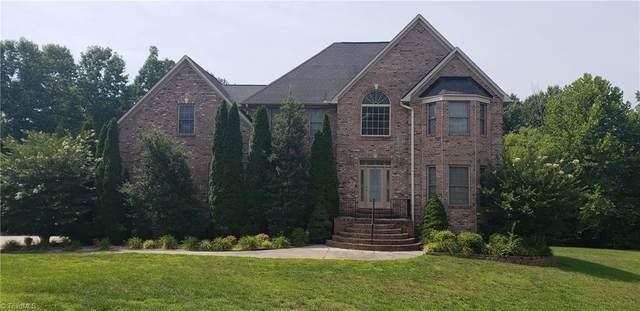 150 Briar Cliff Court, Thomasville, NC 27360 (#1033196) :: Rachel Kendall Team