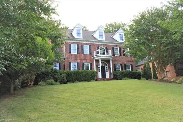 806 Jefferson Wood Lane, Greensboro, NC 27410 (MLS #1033312) :: Hillcrest Realty Group