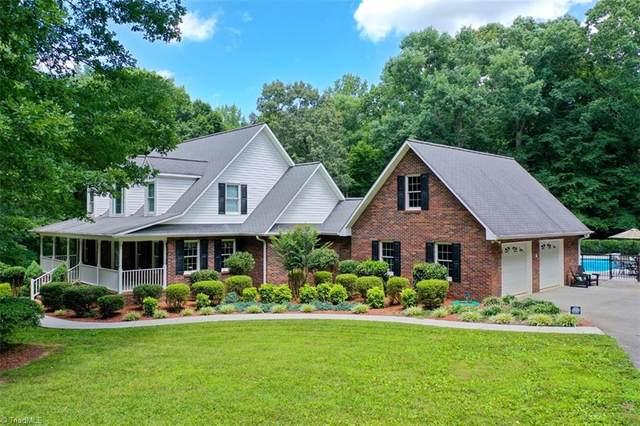 204 Bean Road, Mocksville, NC 27028 (MLS #1033330) :: Ward & Ward Properties, LLC