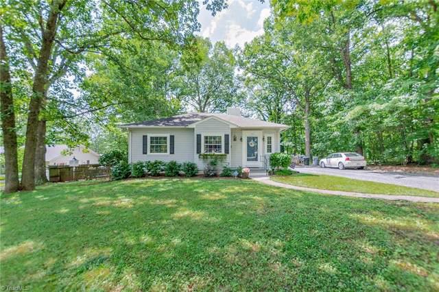 912 Shamrock Road, Asheboro, NC 27203 (MLS #1033395) :: Ward & Ward Properties, LLC