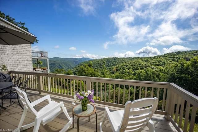 122 Mitchell River Ridge, Roaring Gap, NC 28668 (MLS #1033410) :: Ward & Ward Properties, LLC