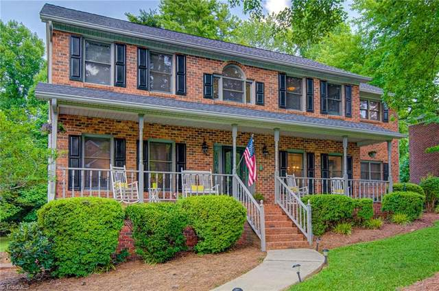 516 Buck Run Drive, Kernersville, NC 27284 (MLS #1033415) :: Ward & Ward Properties, LLC