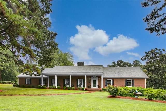 819 Worth Street, Asheboro, NC 27203 (MLS #1033420) :: Ward & Ward Properties, LLC