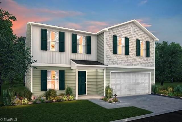 1601 Bobwhite Lane, Asheboro, NC 27203 (MLS #1033453) :: Ward & Ward Properties, LLC