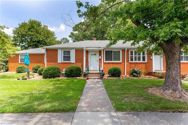 1834 Villa Drive, Greensboro, NC 27403 (MLS #1033464) :: Ward & Ward Properties, LLC