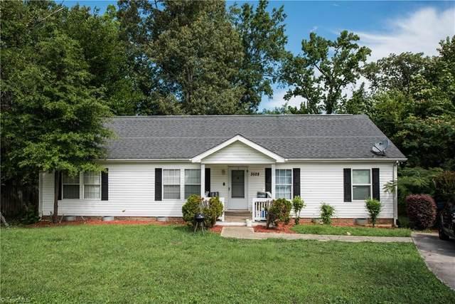 3528 Riverside Drive, Greensboro, NC 27406 (MLS #1033478) :: Ward & Ward Properties, LLC