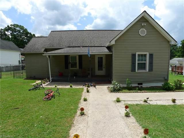 136 Erwin Street, Cooleemee, NC 27014 (MLS #1033518) :: Ward & Ward Properties, LLC