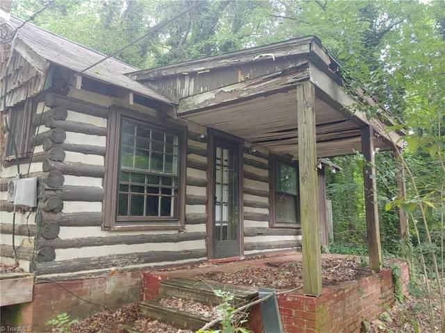 810 Dogwood Circle, High Point, NC 27260 (MLS #1033558) :: Berkshire Hathaway HomeServices Carolinas Realty