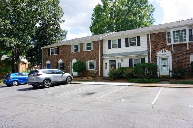 3003 Overton Drive, Greensboro, NC 27408 (MLS #1033604) :: Ward & Ward Properties, LLC