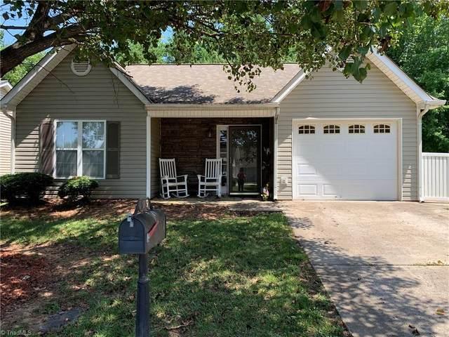 179 Charlotte Court, Winston Salem, NC 27103 (MLS #1033606) :: Ward & Ward Properties, LLC