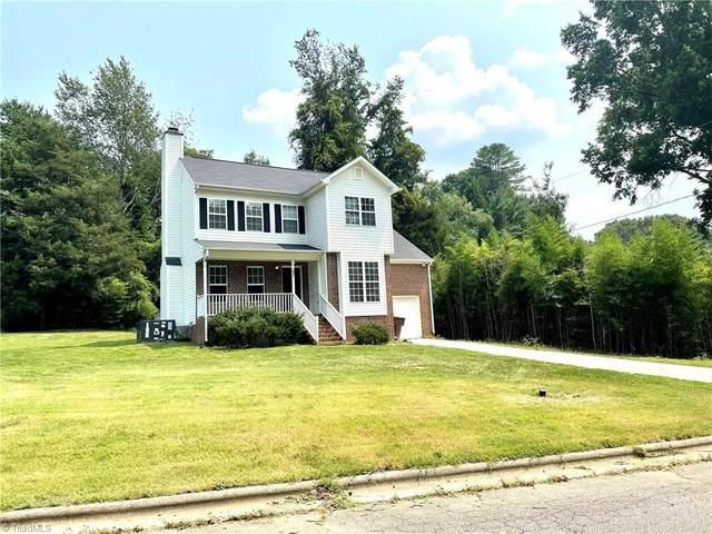 1804 New Bedford Drive, Greensboro, NC 27410 (MLS #1033625) :: Lewis & Clark, Realtors®
