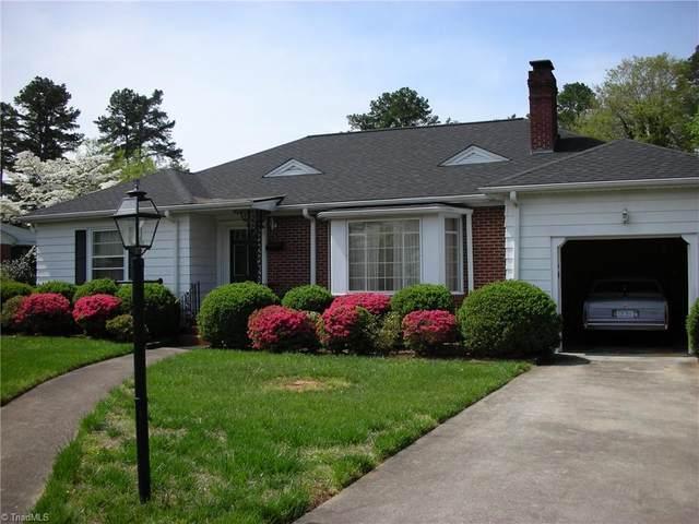 204 Ridgewood Drive, Lexington, NC 27292 (MLS #1033676) :: Ward & Ward Properties, LLC