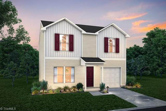 2464 Heritage View Lane, Thomasville, NC 27360 (MLS #1033682) :: Berkshire Hathaway HomeServices Carolinas Realty