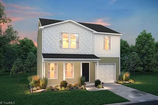 2431 Heritage View Lane, Thomasville, NC 27360 (MLS #1033683) :: Berkshire Hathaway HomeServices Carolinas Realty