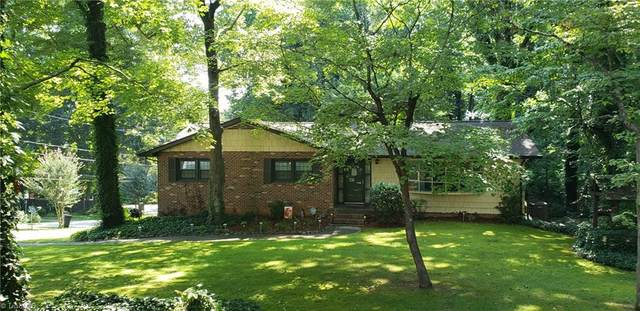 5531 Pinebrook Lane, Winston Salem, NC 27105 (MLS #1033684) :: Ward & Ward Properties, LLC