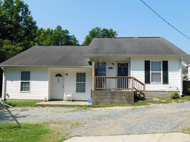 1903 Merritt Drive, Greensboro, NC 27407 (MLS #1033686) :: Ward & Ward Properties, LLC