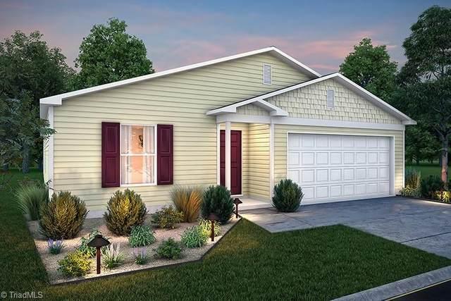 2404 Heritage View Lane, Thomasville, NC 27360 (MLS #1033692) :: Berkshire Hathaway HomeServices Carolinas Realty