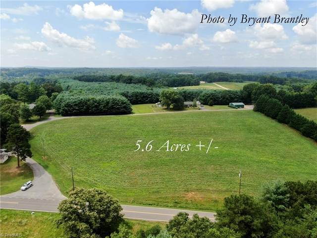 5.6 Ac S Old Us Highway 52, Pilot Mountain, NC 27041 (#1033764) :: Premier Realty NC