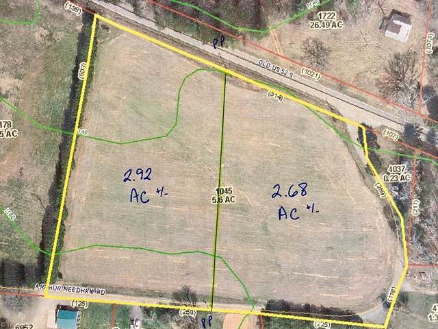 2.68 Ac S Old Us Highway 52, Pilot Mountain, NC 27041 (#1033768) :: Premier Realty NC