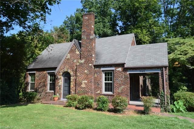 725 Country Club Road, Mount Airy, NC 27030 (MLS #1033776) :: Ward & Ward Properties, LLC