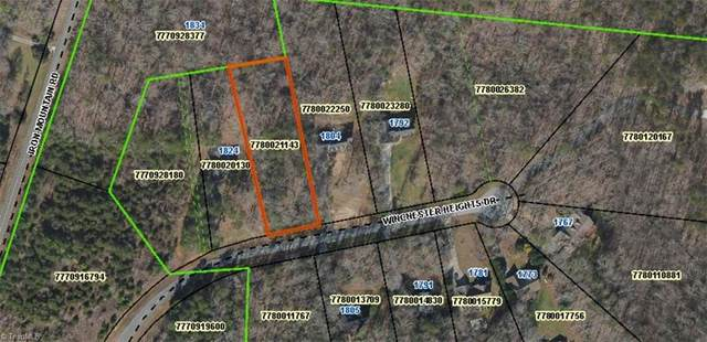 0 Winchester Heights Drive, Asheboro, NC 27205 (MLS #1033793) :: EXIT Realty Preferred