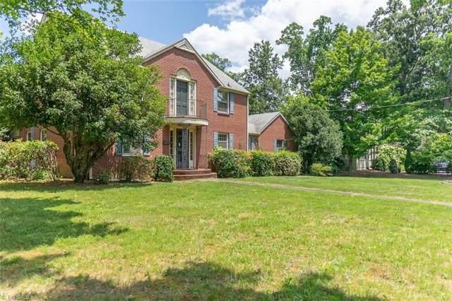 2131 Buena Vista Road, Winston Salem, NC 27104 (MLS #1033804) :: Ward & Ward Properties, LLC