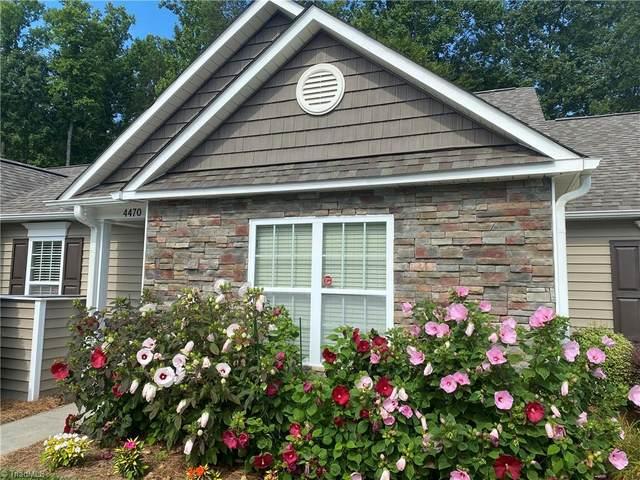 4470 Hanley Park Drive, Walkertown, NC 27051 (MLS #1033807) :: Ward & Ward Properties, LLC