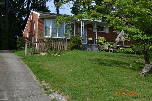 1723 Phillips Avenue, Greensboro, NC 27405 (MLS #1033821) :: Ward & Ward Properties, LLC
