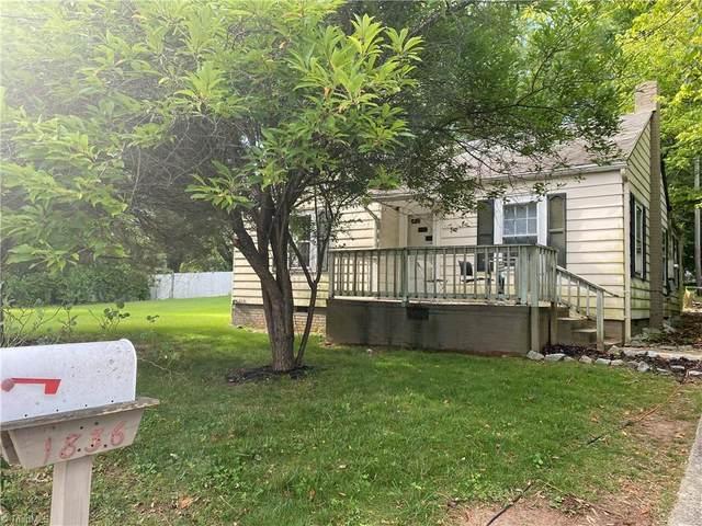 1836 Willora Street, Greensboro, NC 27406 (MLS #1033843) :: Ward & Ward Properties, LLC