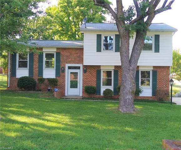 2609 Larkspur Drive, Greensboro, NC 27405 (MLS #1033847) :: Ward & Ward Properties, LLC