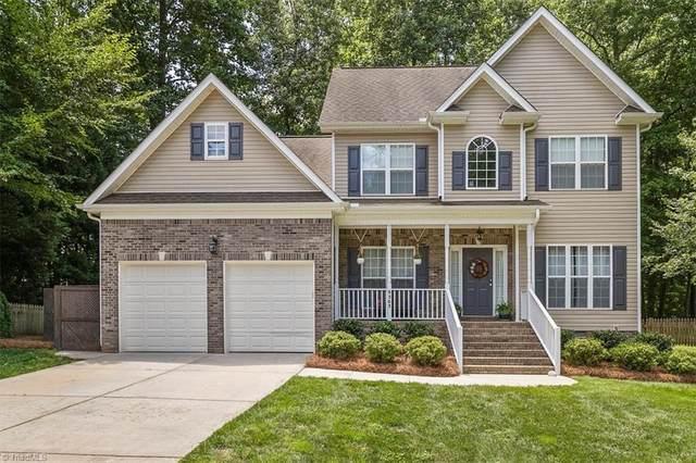 8303 Berrywood Court, Colfax, NC 27235 (MLS #1033855) :: Ward & Ward Properties, LLC