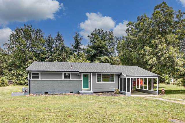 429 E Starmount Avenue, Liberty, NC 27298 (MLS #1033865) :: Witherspoon Realty