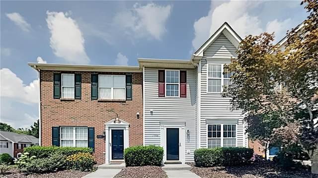 1704 Brittany Way, Archdale, NC 27263 (MLS #1033893) :: Ward & Ward Properties, LLC