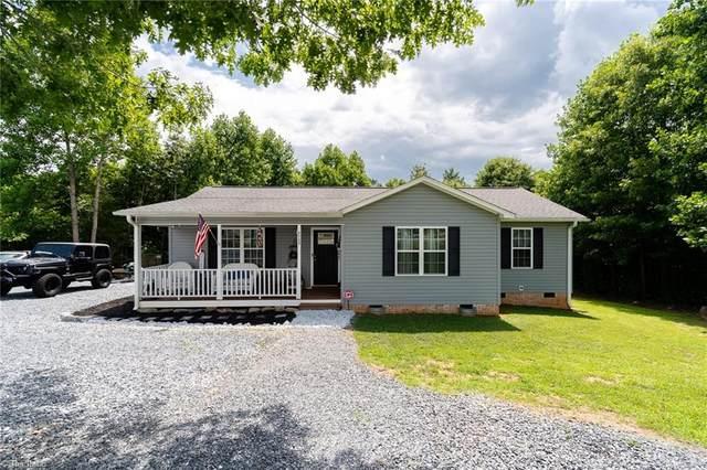 4723 Beau Court, Trinity, NC 27370 (MLS #1033895) :: Ward & Ward Properties, LLC