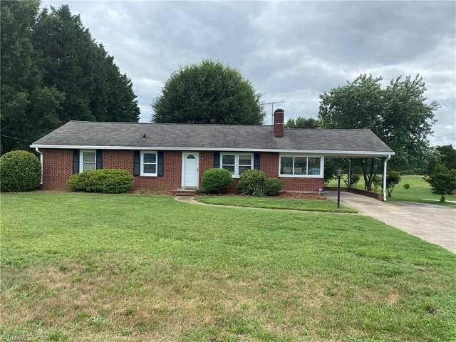 4368 Glenn Hi Road, Winston Salem, NC 27107 (MLS #1033902) :: Ward & Ward Properties, LLC